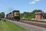 CSX 7609 on Q364-09
