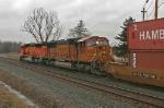 BNSF 8903 on CSX Q151-29