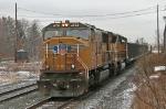 UP 4038 on CSX Q351-06