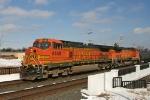 BNSF 4449 on CSX Q381-22