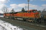 BNSF 570 on CSX Q381-22