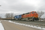 BNSF 5800 on CSX E941-15
