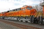 BNSF 7494 on CSX Q381-23
