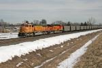 BNSF 8952 on CSX N859-09