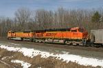 BNSF 5761 on CSX N859-09