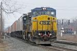 CSX 7386 on CSX Q140-30
