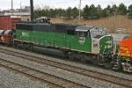 BNSF 8168 on NS 15N