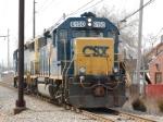 CSX 6318 & 6150