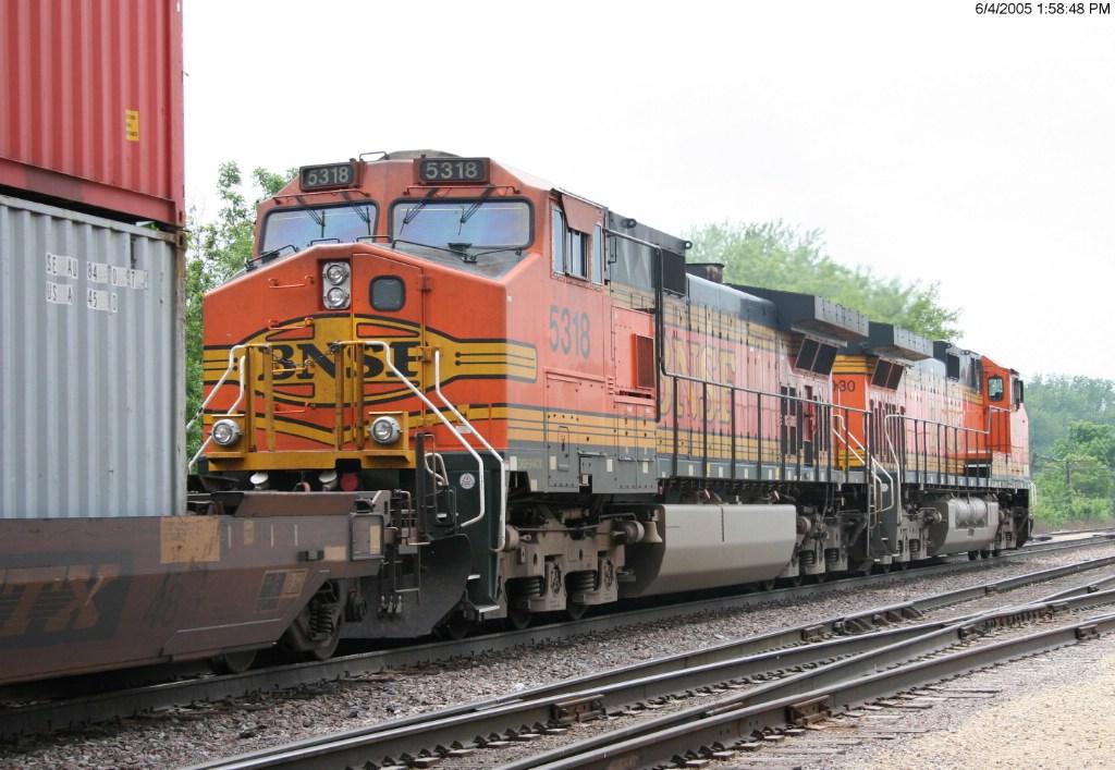 BNSF 4030