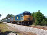 CSX 9999 Kentucky Derby special returns