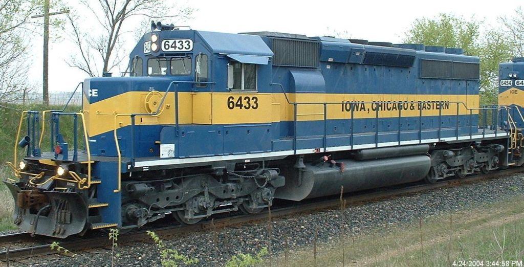 ICE 6433
