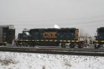 CSX 8095