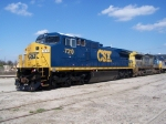 CSX 7310 in New fresh YN3 paint!!