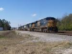 CSX 5288+train
