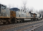 CSX engine move
