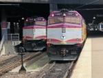 MBTA 1057 & 1025