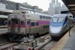 AMTK & MBTA