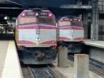 MBTA 1069 & 1050