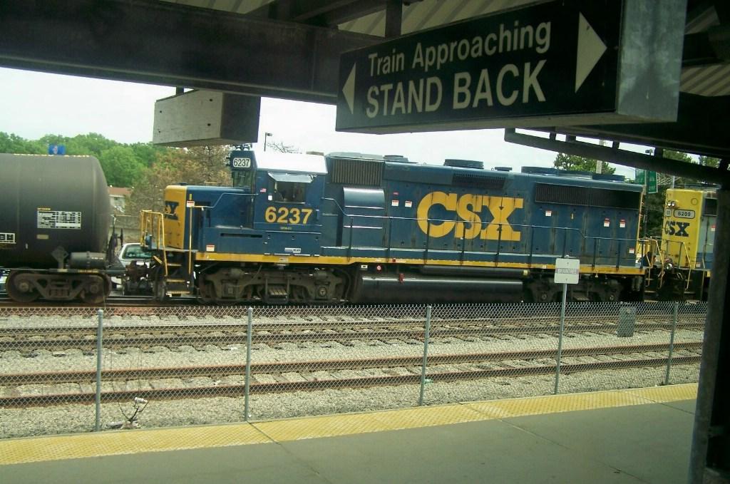 CSX in Braintree