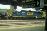 CSX in Braintree