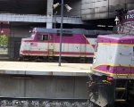 MBTA Trains