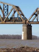 Ohio River Floodwaters