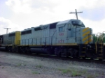 8-27-05 FURX#1177 GP40M-3