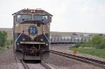 BNSF 9566