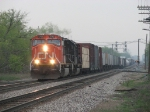 CN 5712 & IC 1008 head west with M357