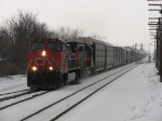 IC 2699 & 6108 rolling west with E279