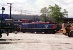 BRC Bicentennial 534 at Clearing Yard