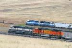 BNSF 9692