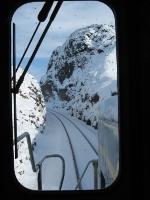 Snowy Approach