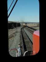 Empty Potash Train