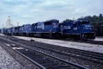 Lots of Conrail Quality