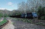 CR MT coal at Martins Creek