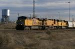 UP 5802 West