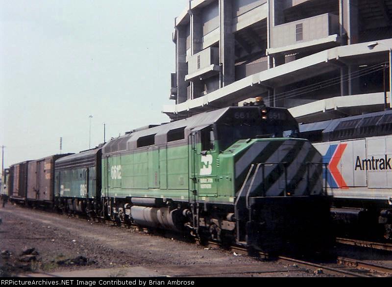 BN 6612 North