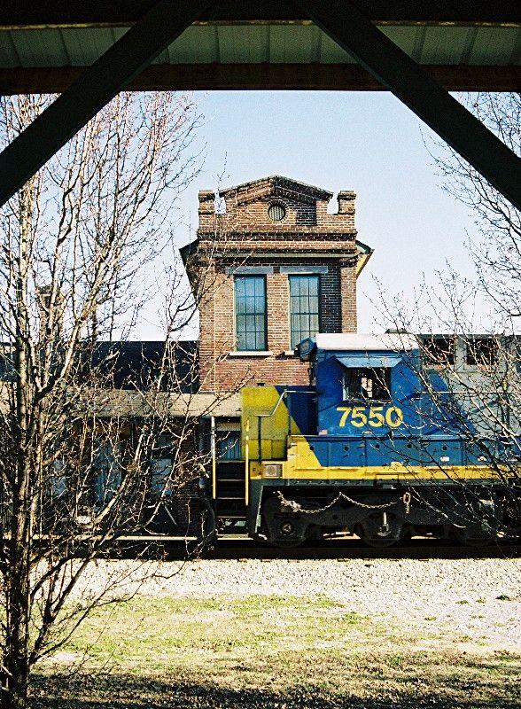CSX 7550
