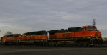 BNSF 1078 & Co.