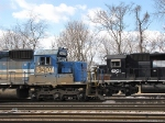 Love those SD40-2's