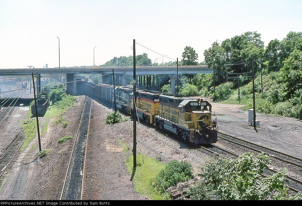 CSX 6847