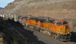 BNSF 5076 East