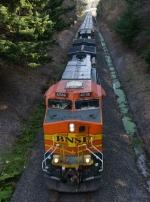BNSF 4589 West