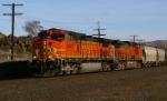 BNSF 5492 West