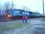 Young Railfan