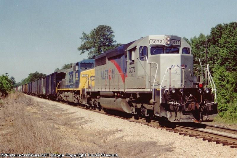 R674/GCFX 3072