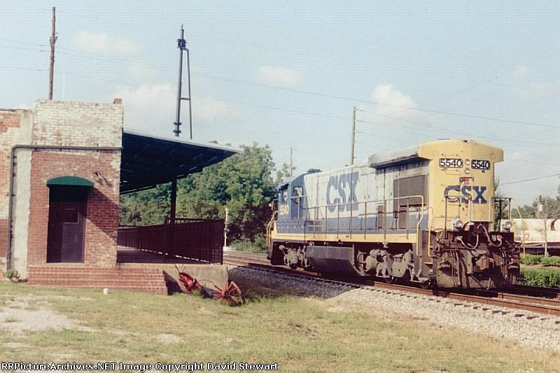 A741/CSX 5540