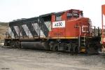 WAMX GP40-2LW 4030