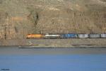 Centralia Coal Westbound